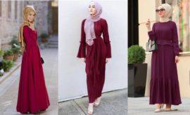 10 Warna Jilbab untuk Baju Marooon, Tampil Stylish