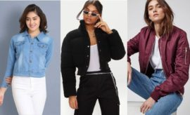 10 Jenis-jenis Jaket Wanita untuk Berbagai Acara