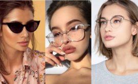10 Bentuk Kacamata Lagi Trend dengan Banyak Bentuk